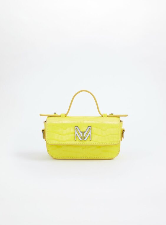 women's micro Berlin bag